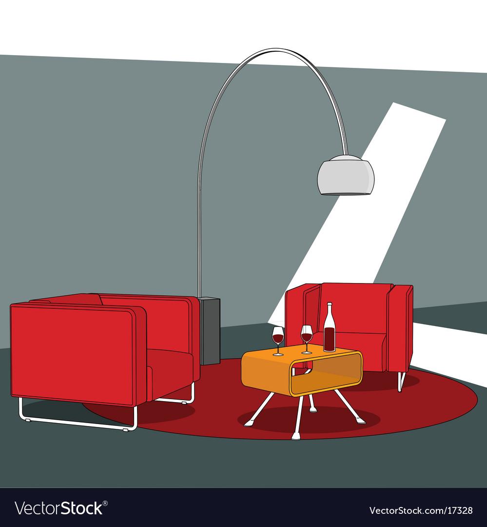 Sitting area vector   Price: 3 Credit (USD $3)