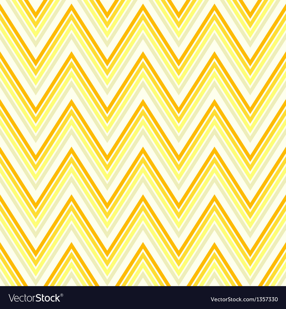 Seamless chevron pattern in retro style vector | Price: 1 Credit (USD $1)