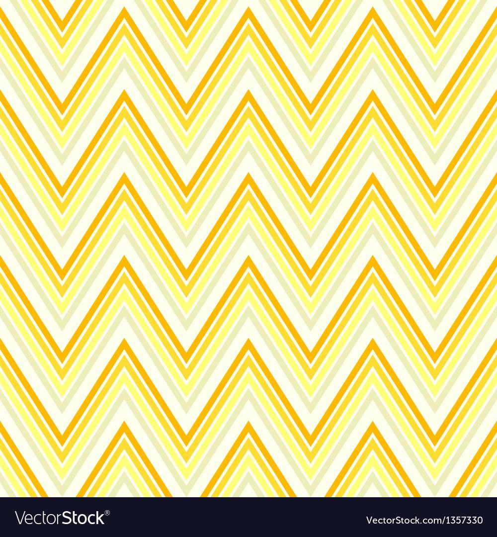 Seamless chevron pattern in retro style vector | Price: 1 Credit (USD $1)