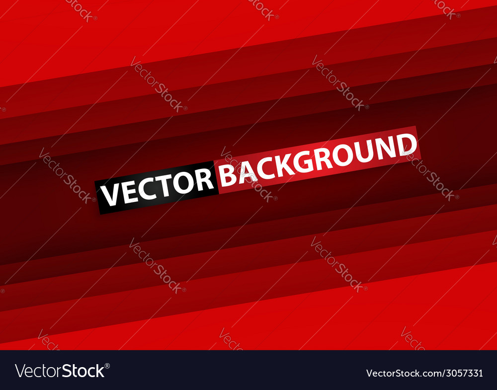 Abstract red rectangle paper background 380x400 vector | Price: 1 Credit (USD $1)
