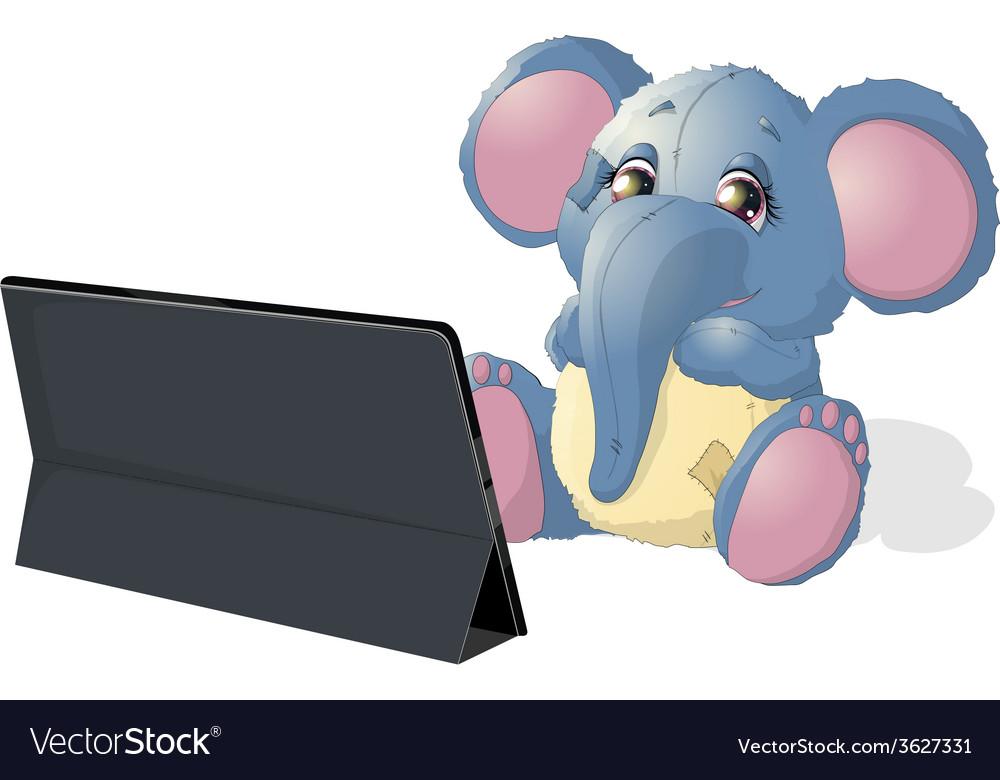 Elephant vector   Price: 1 Credit (USD $1)