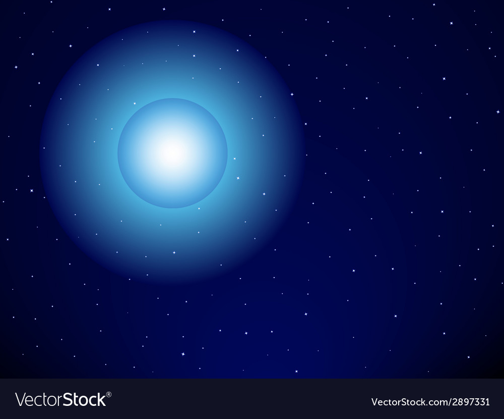 Supernova vector | Price: 1 Credit (USD $1)