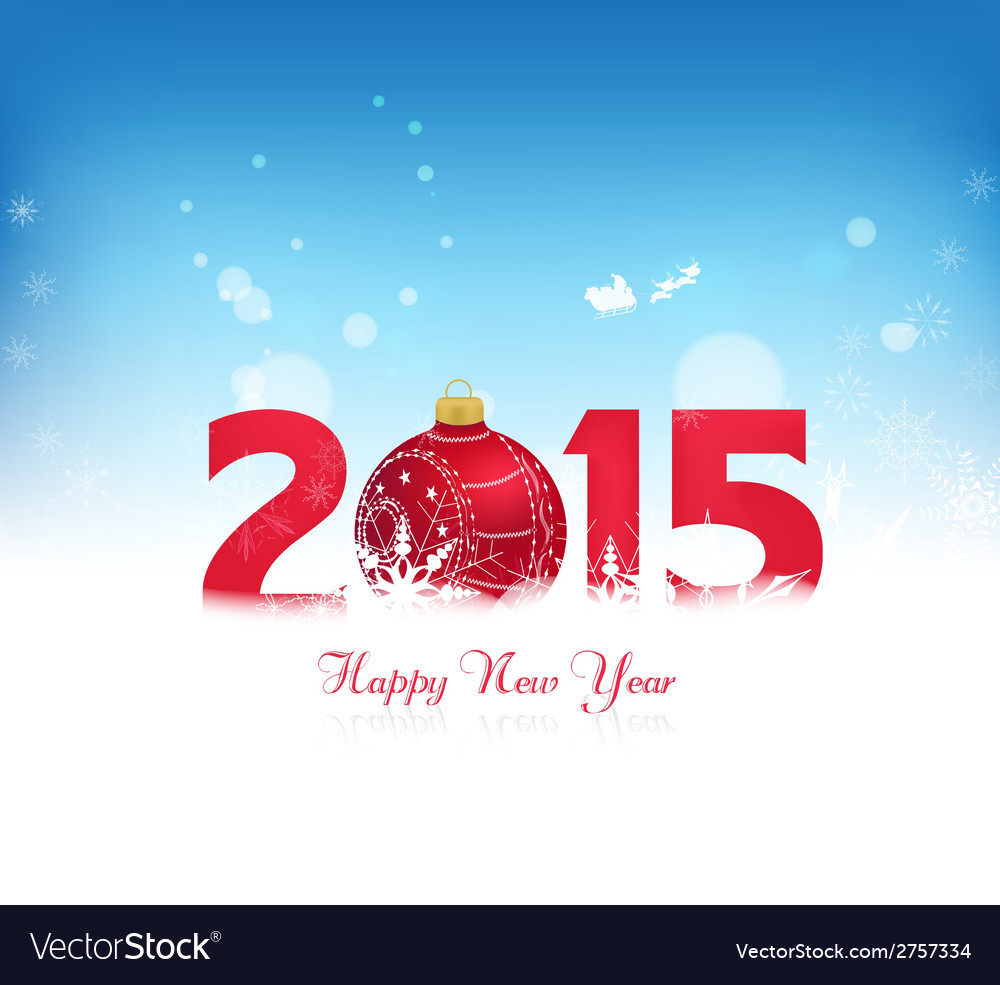 New years vector | Price: 1 Credit (USD $1)
