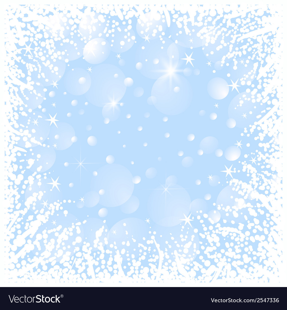 Abstract christmas frame vector   Price: 1 Credit (USD $1)