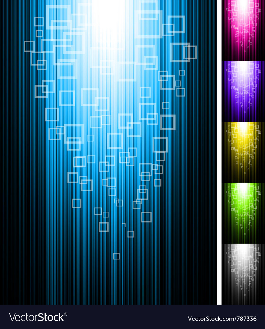 Line shine vertical background vector | Price: 1 Credit (USD $1)