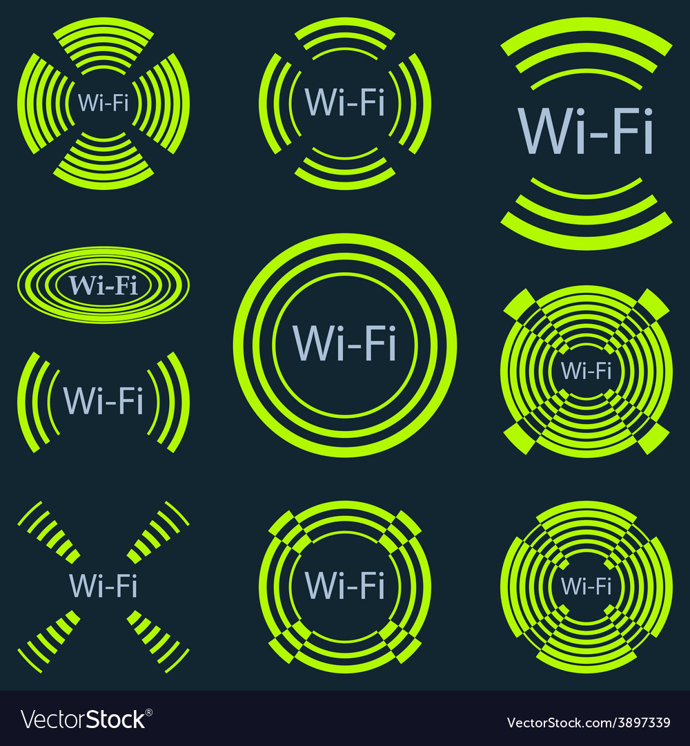 Wireless communication vector | Price: 1 Credit (USD $1)