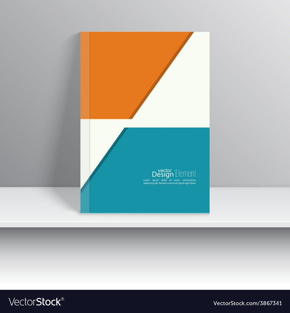 Magazine cover vector | Price: 1 Credit (USD $1)