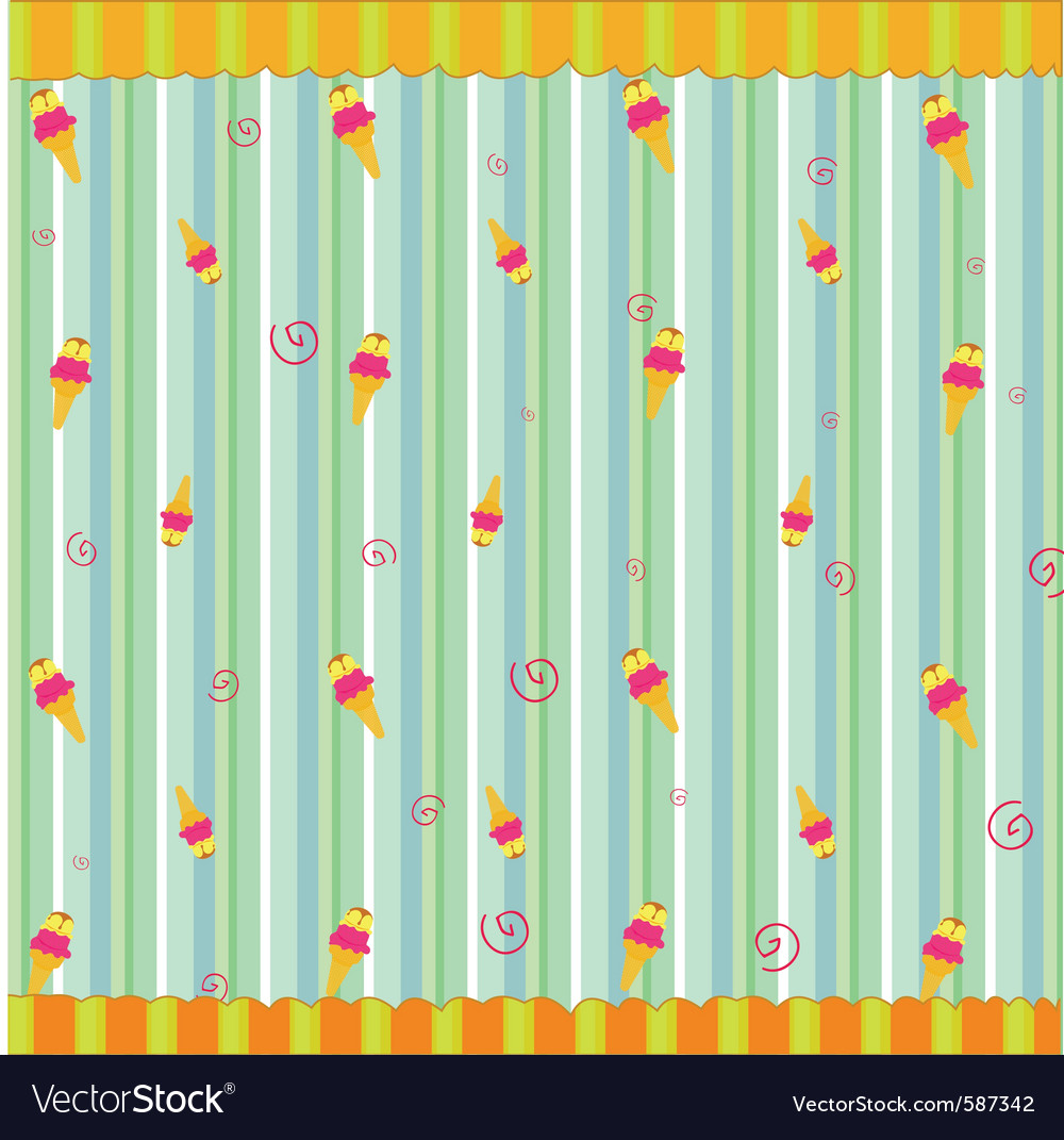 Retro funky background vector | Price: 1 Credit (USD $1)