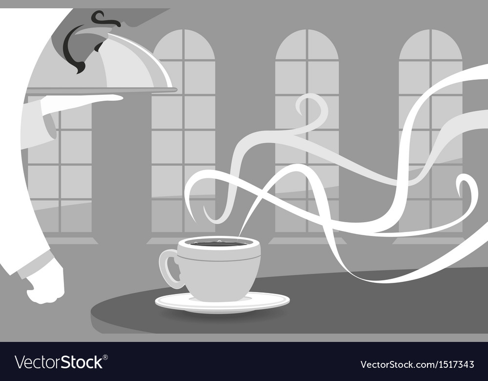 Morning drink vector | Price: 1 Credit (USD $1)