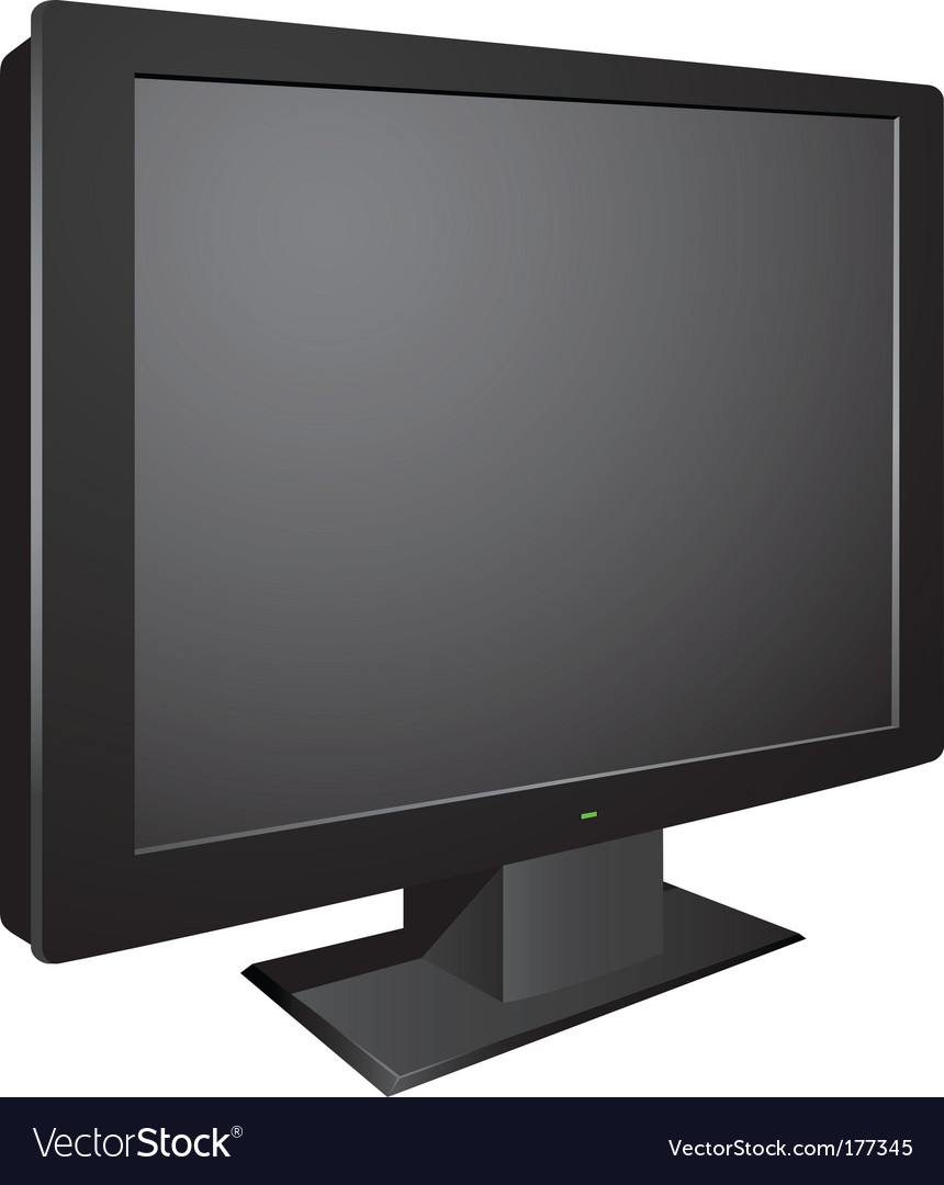 3d tv vector | Price: 1 Credit (USD $1)