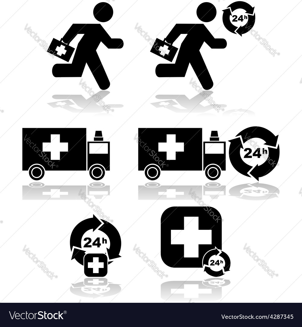 Health emergency vector | Price: 1 Credit (USD $1)