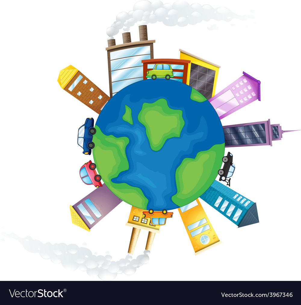 Pollution vector   Price: 1 Credit (USD $1)