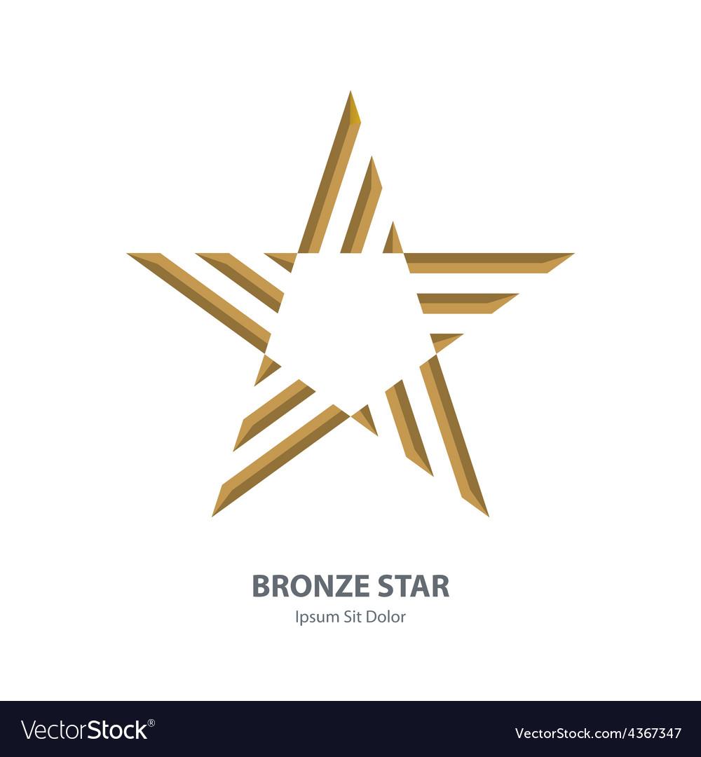 Bronze 3d star business international award vector   Price: 1 Credit (USD $1)
