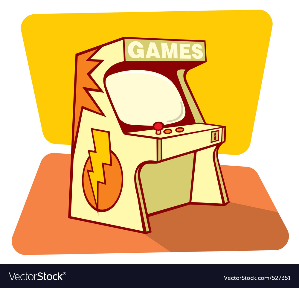 Retro games vector | Price: 1 Credit (USD $1)