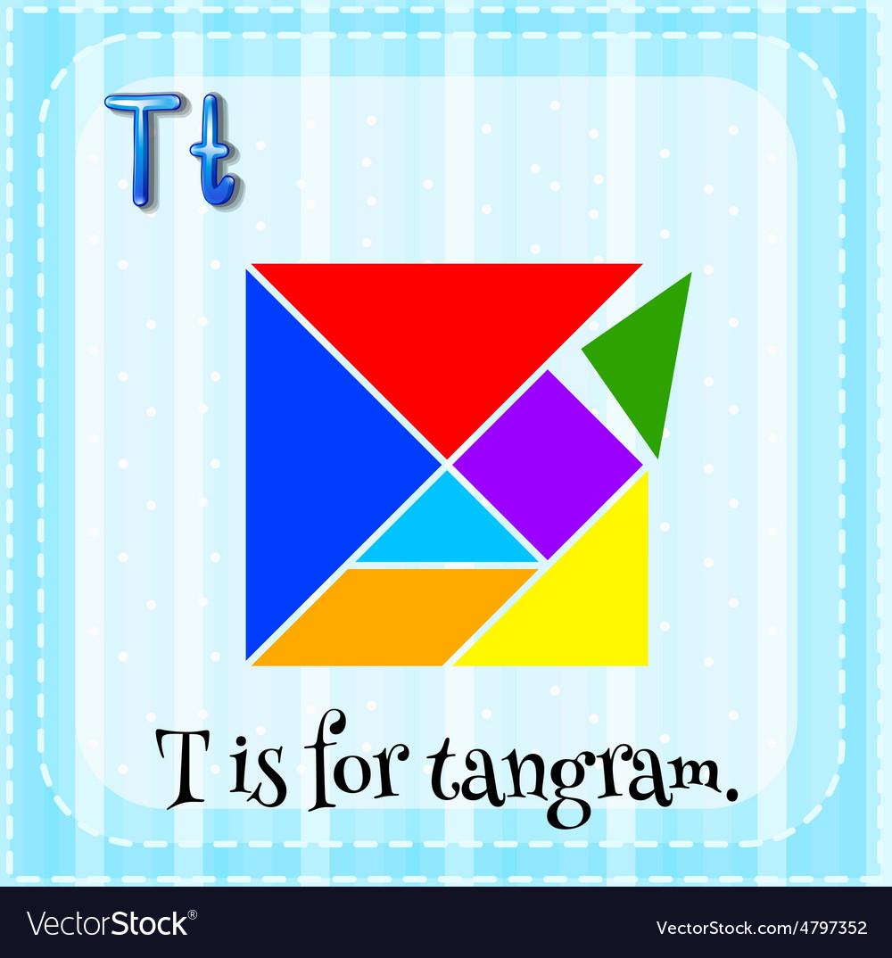 Tangram vector | Price: 1 Credit (USD $1)