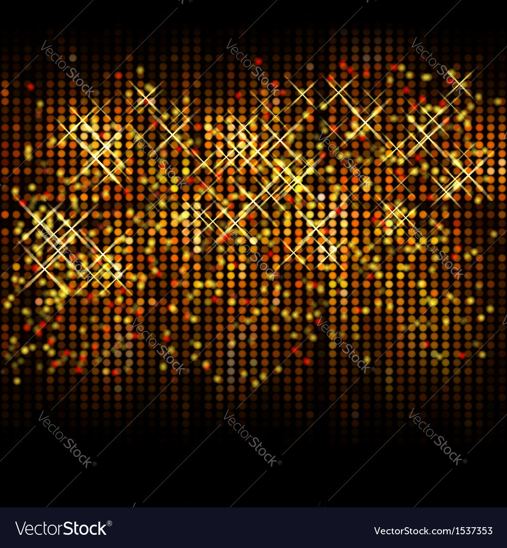 Abstract christmas glitter background vector | Price: 1 Credit (USD $1)