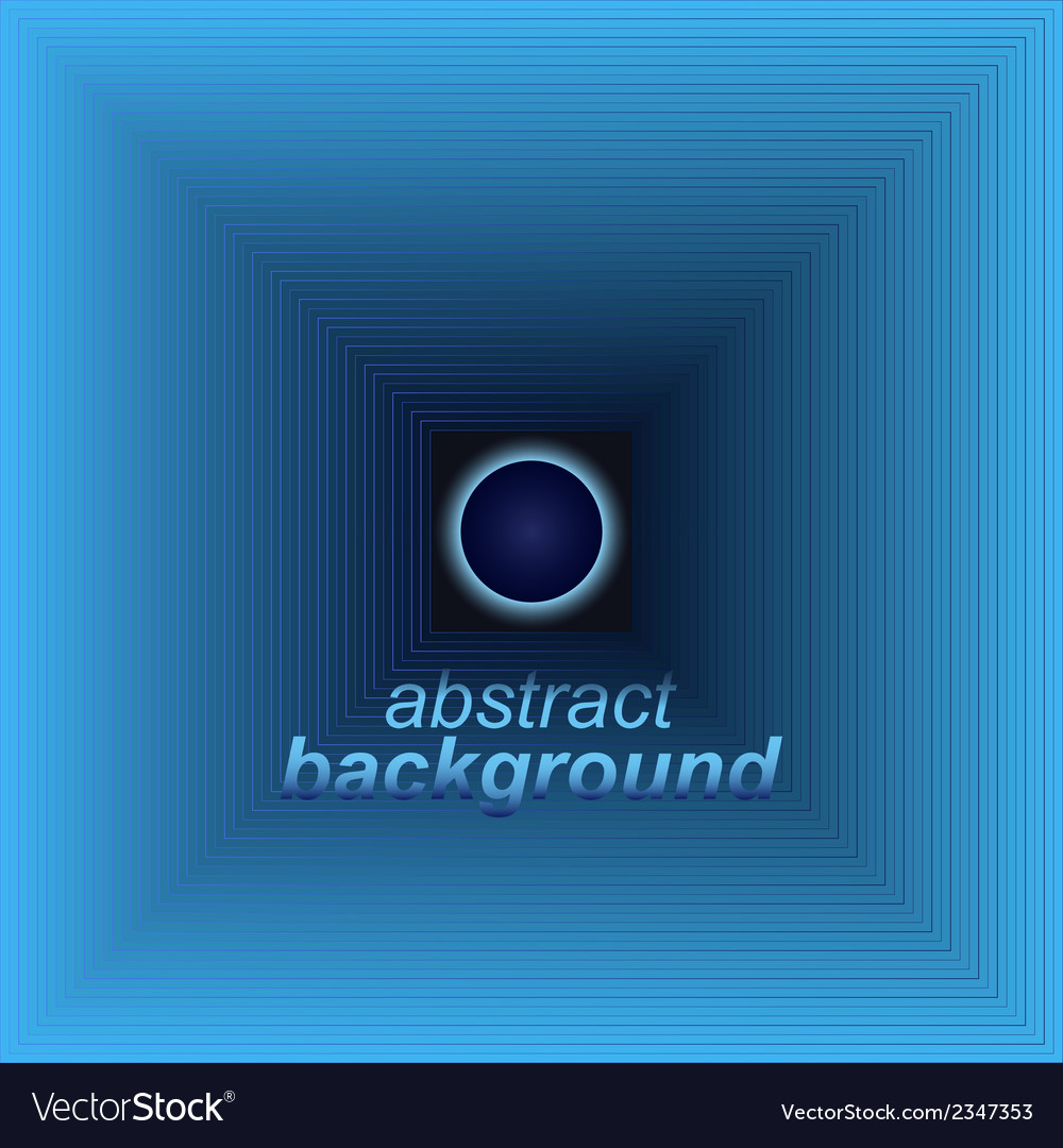 Abstract space tunnel vector   Price: 1 Credit (USD $1)