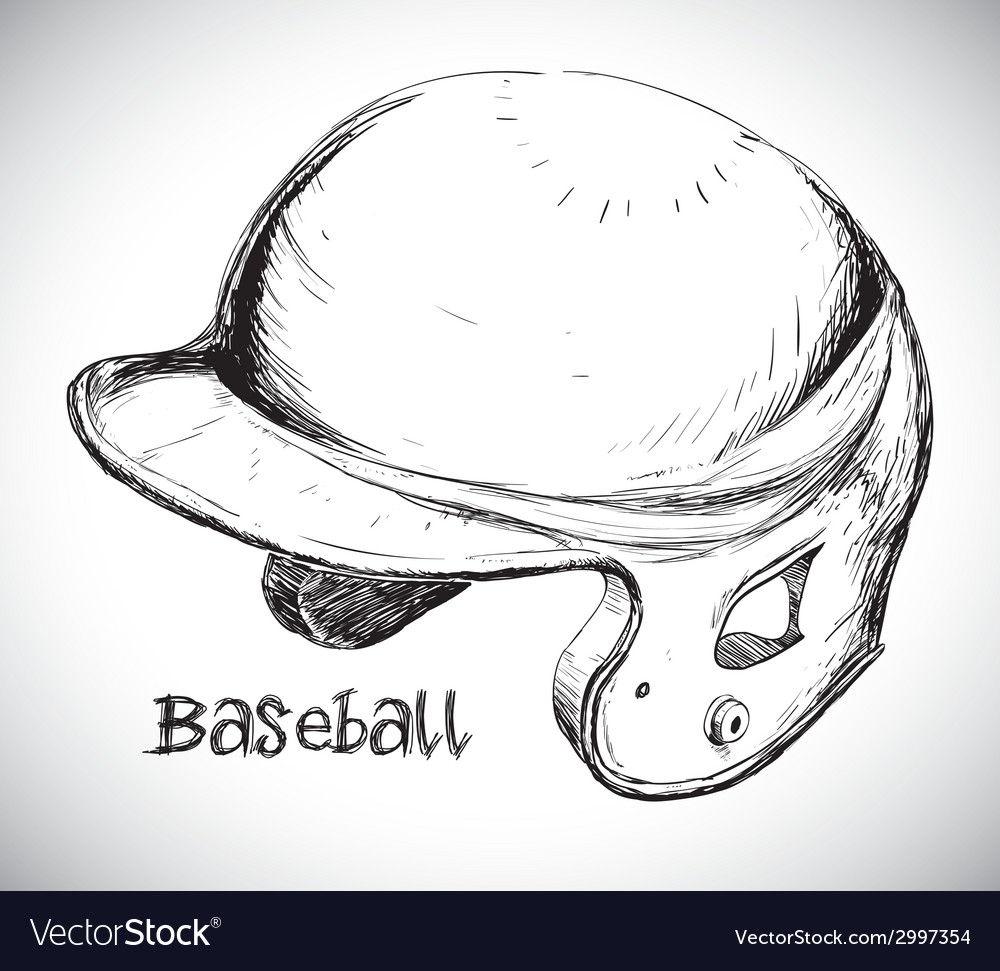 Baseball design vector | Price: 1 Credit (USD $1)