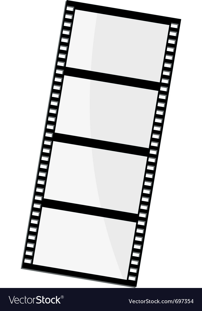 Of film frame vector | Price: 1 Credit (USD $1)