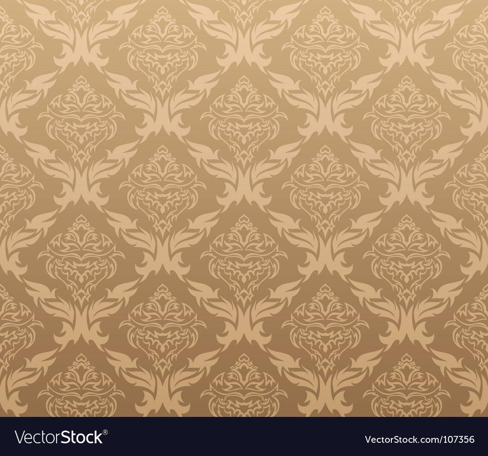 Damask pattern vector   Price: 1 Credit (USD $1)