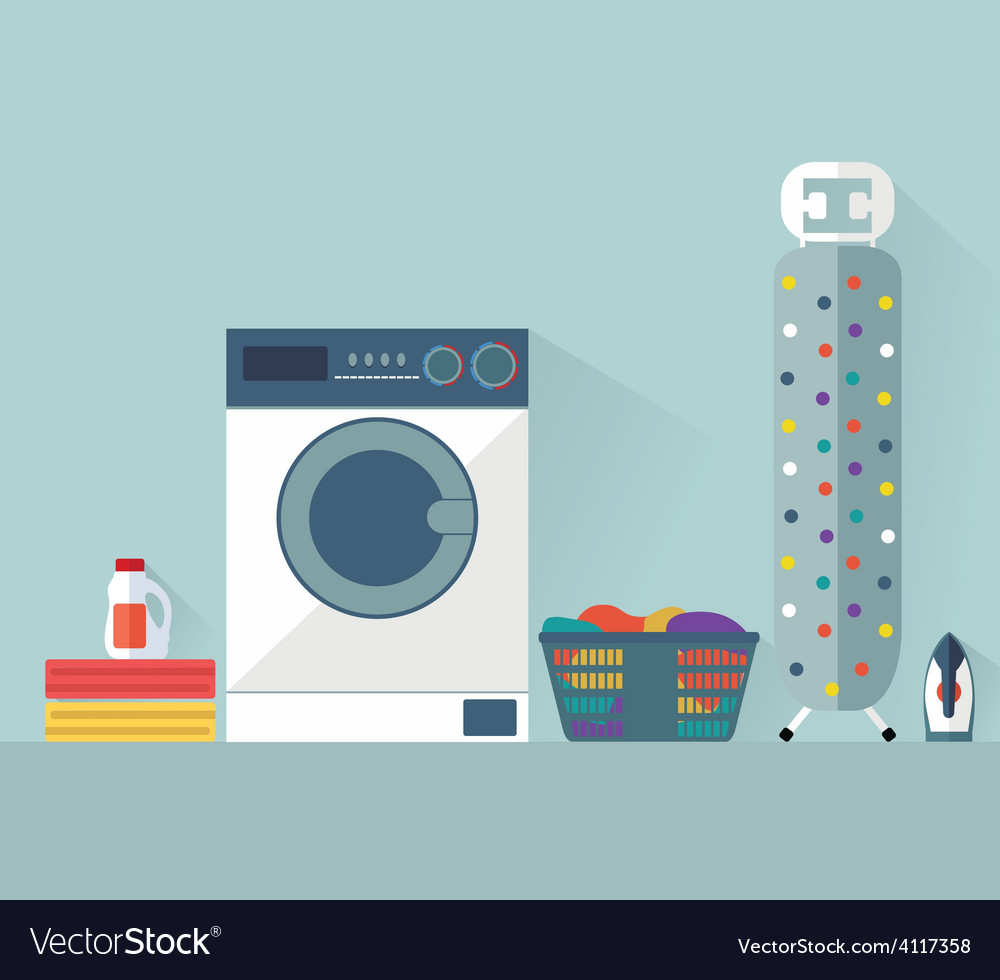 Laundry vector   Price: 1 Credit (USD $1)