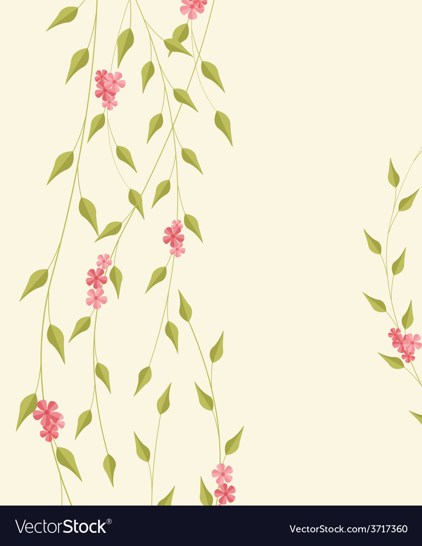Flowers vector | Price: 1 Credit (USD $1)