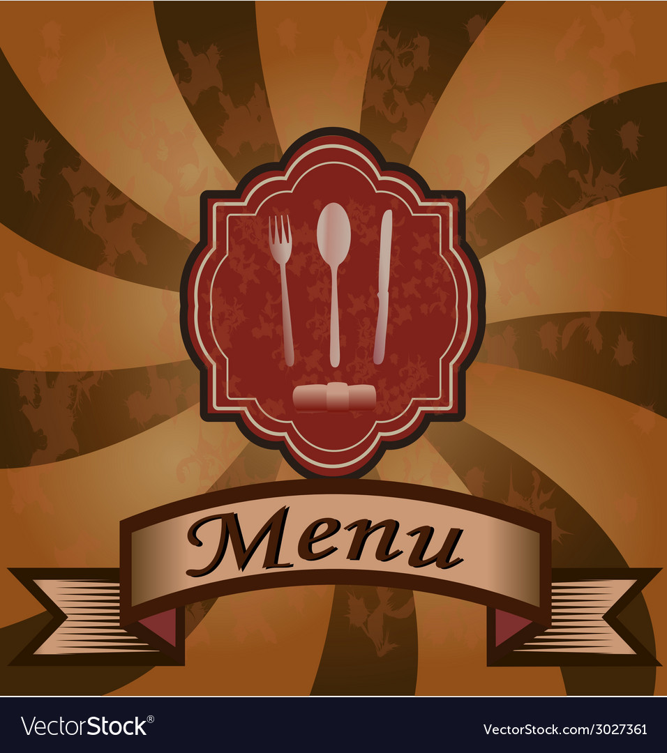 Restaurant and cafe vector | Price: 1 Credit (USD $1)