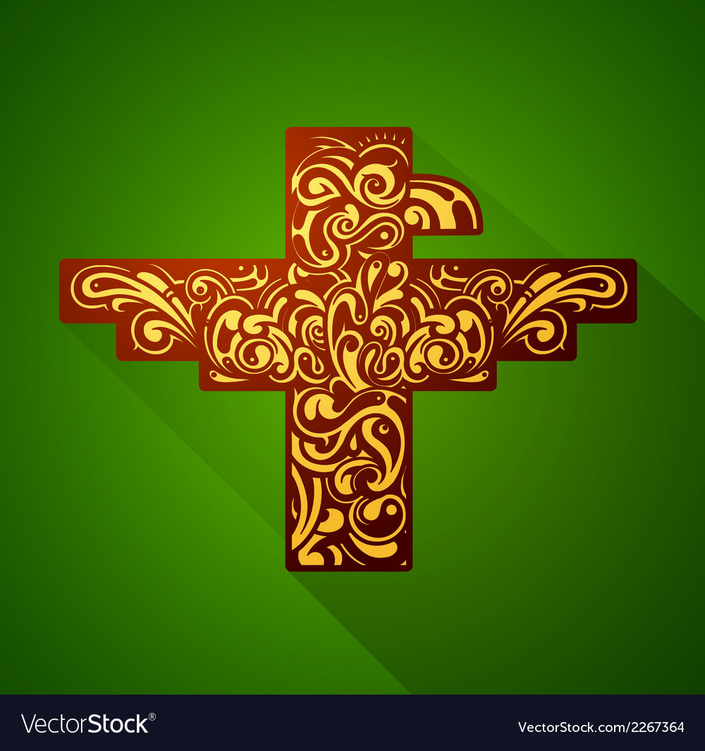 Ethnic eagle vector | Price: 1 Credit (USD $1)