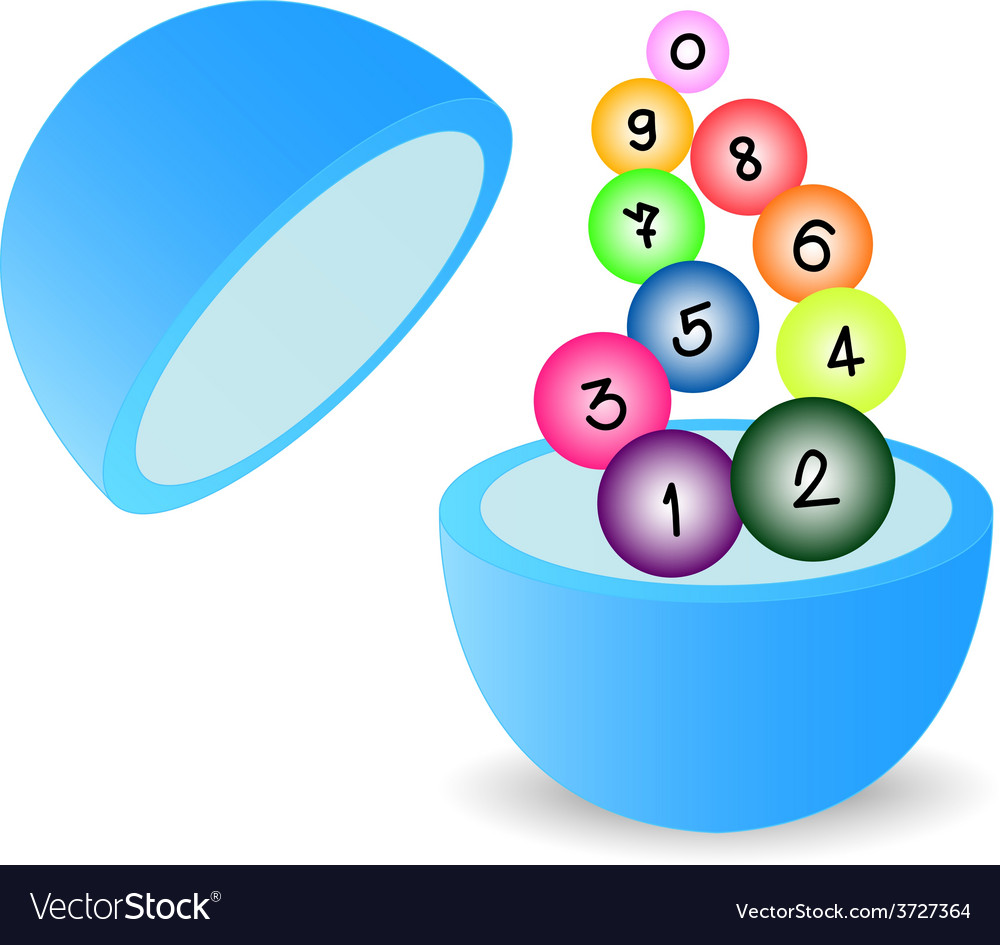 Lottery vector | Price: 1 Credit (USD $1)