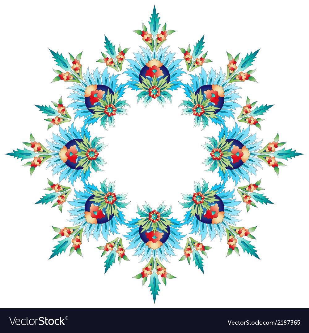 Ottoman motifs design series with twenty one vector | Price: 1 Credit (USD $1)