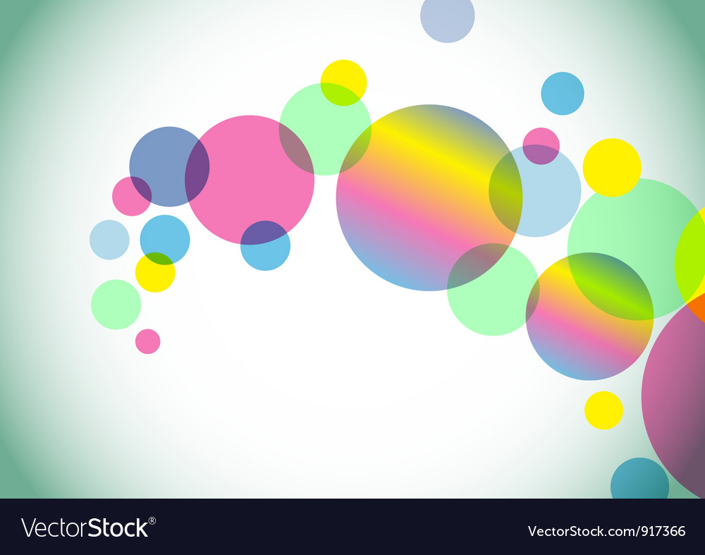 Circles vector | Price: 1 Credit (USD $1)