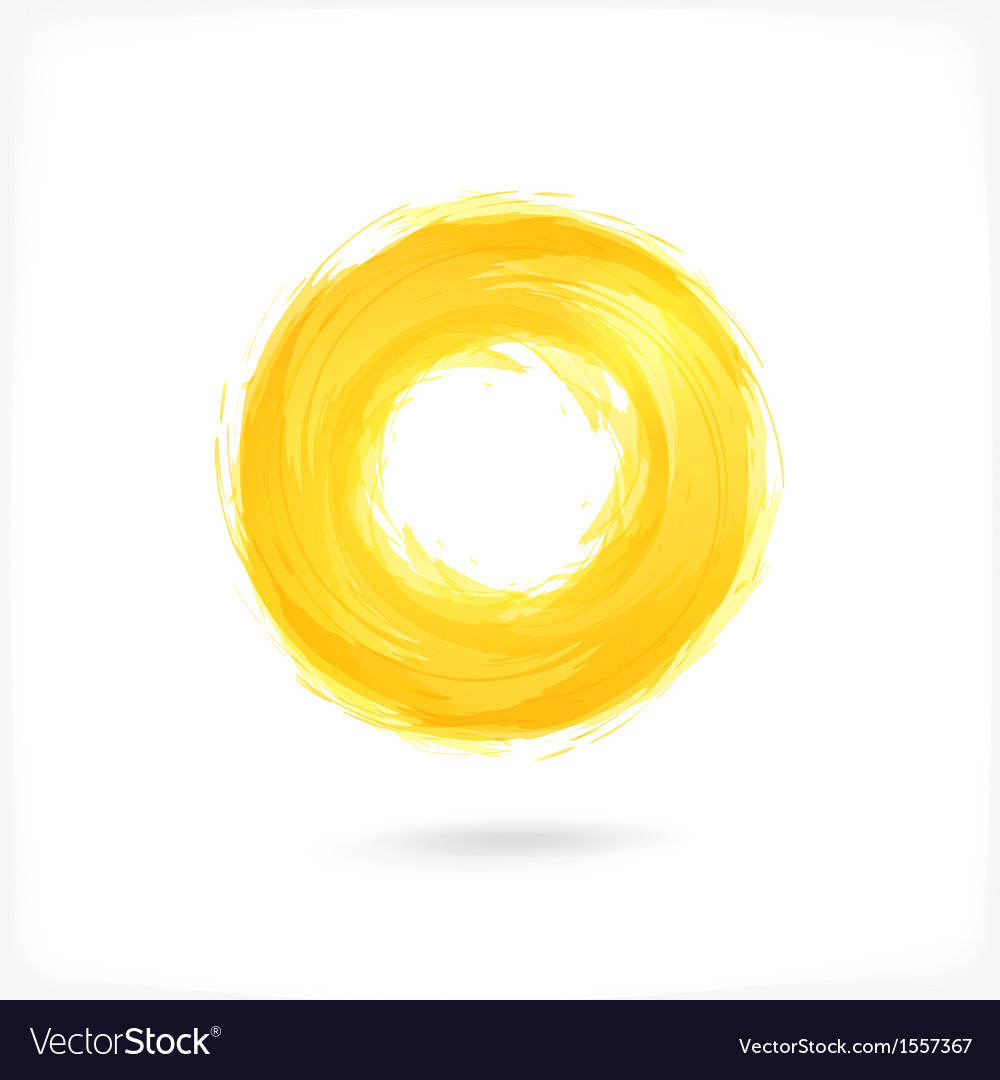 Business abstract circle icon corporate media vector | Price: 1 Credit (USD $1)