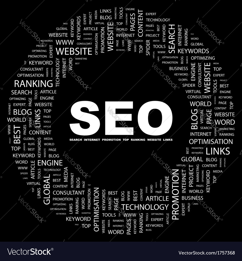 Seo vector | Price: 1 Credit (USD $1)