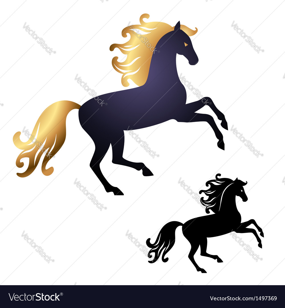 Horse perfect vector | Price: 1 Credit (USD $1)