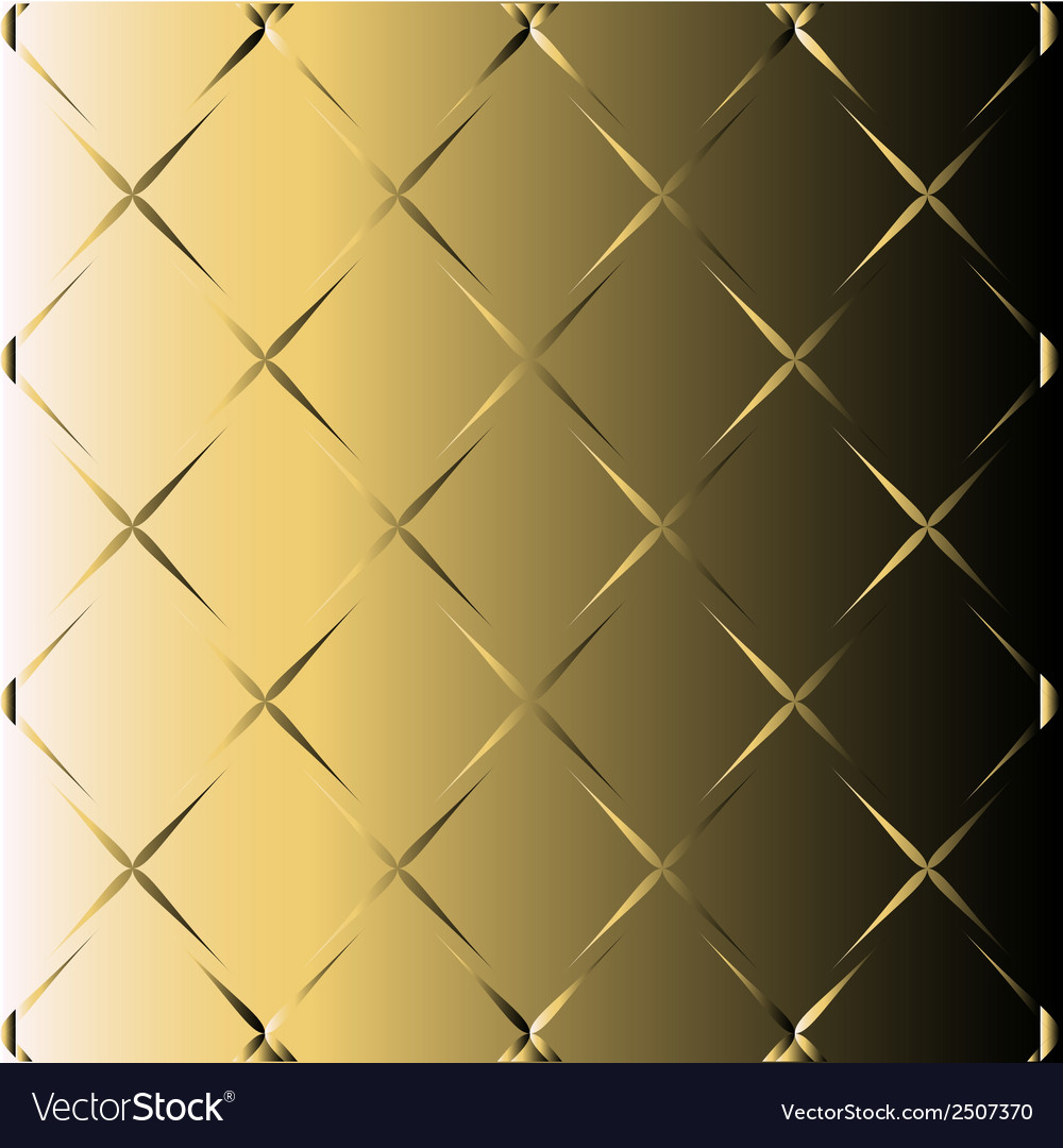 Abstract golden black background with metallic vector | Price: 1 Credit (USD $1)