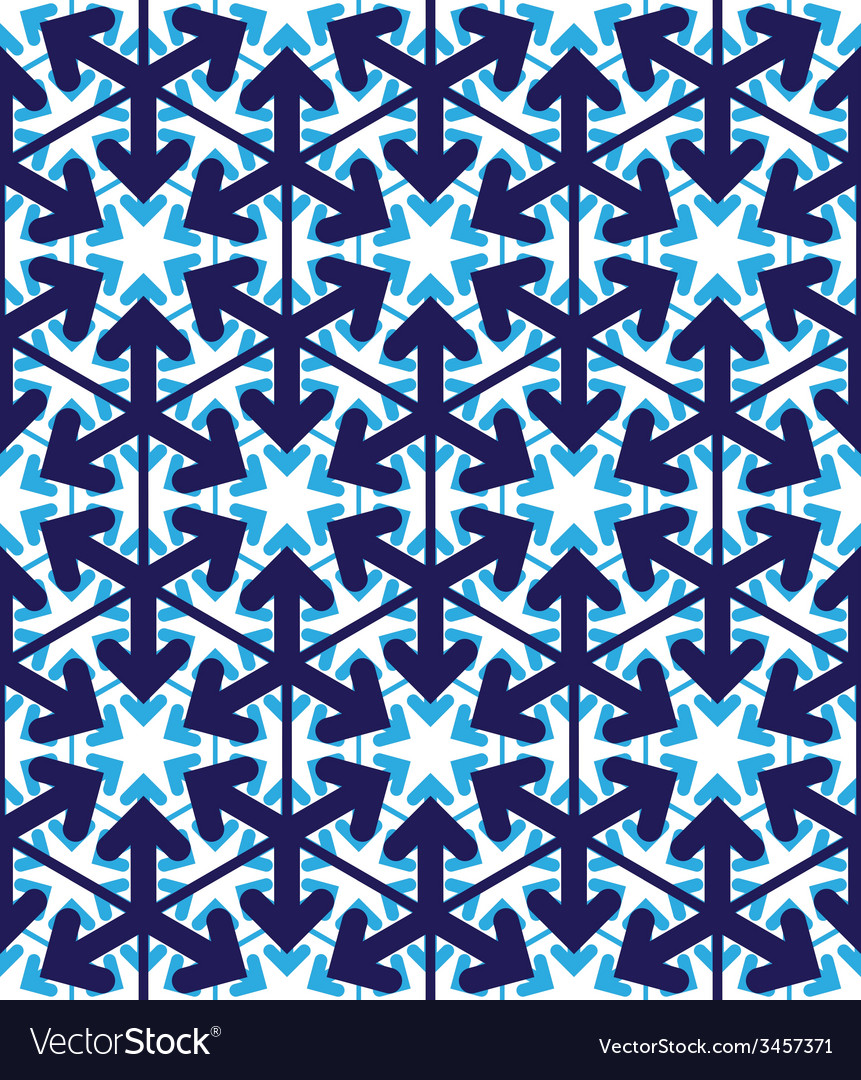 Symmetric colorful textured endless pattern with vector | Price: 1 Credit (USD $1)