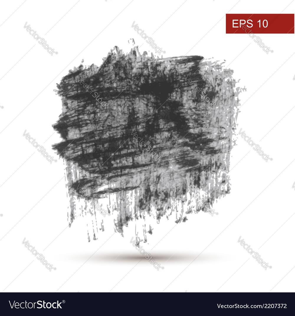 Hand drawn grunge background vector | Price: 1 Credit (USD $1)