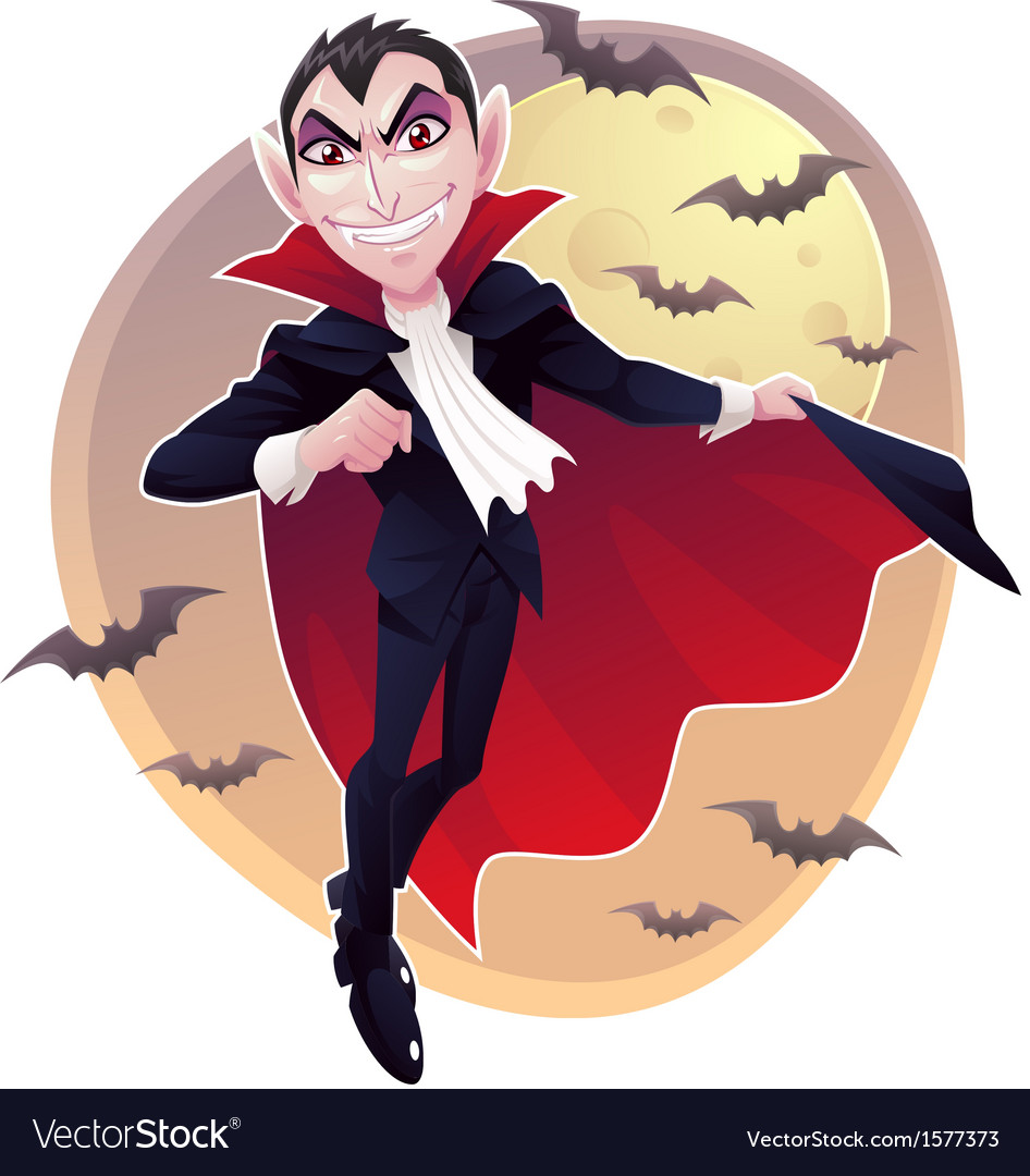 Mr vampire vector | Price: 1 Credit (USD $1)