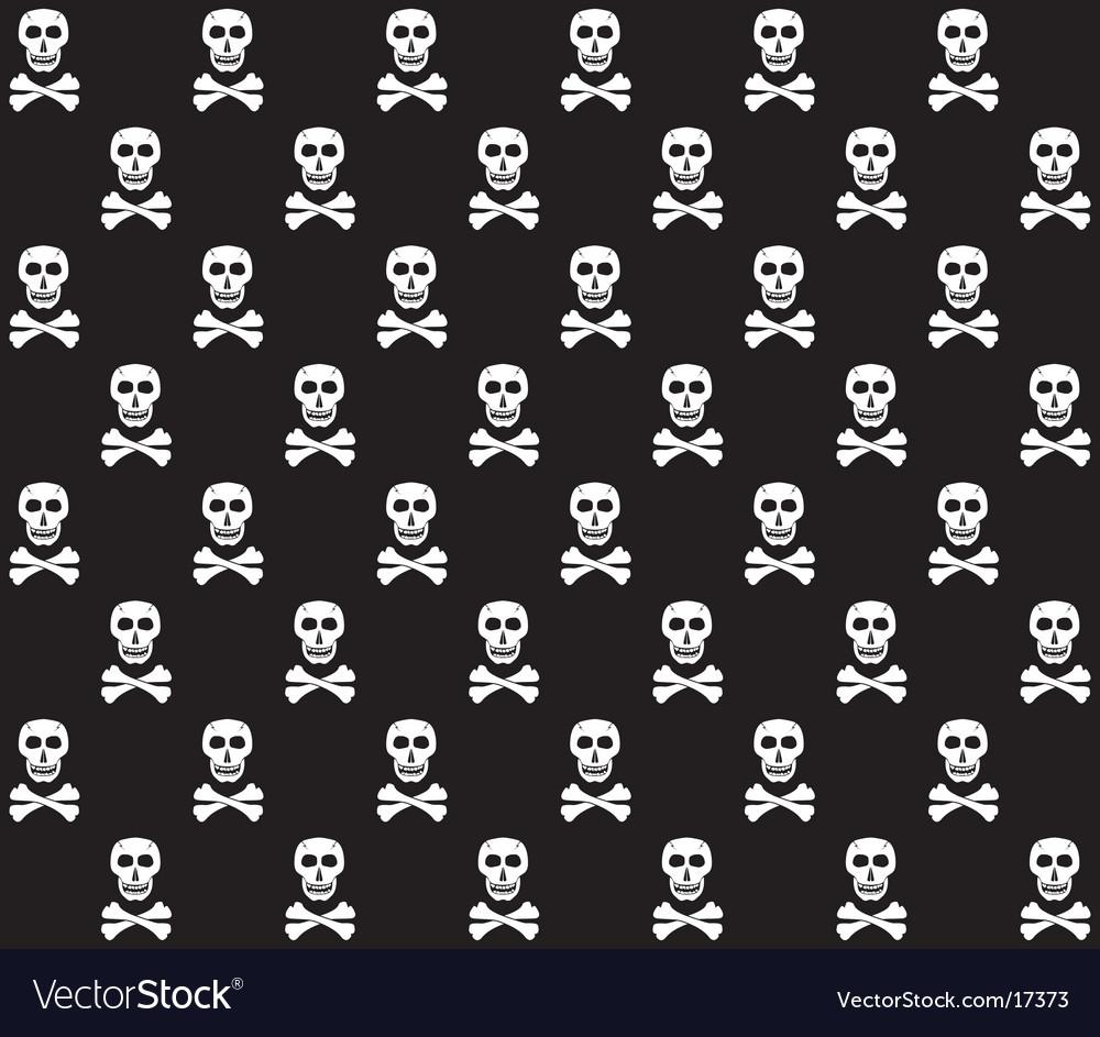 Skulls vector | Price: 1 Credit (USD $1)