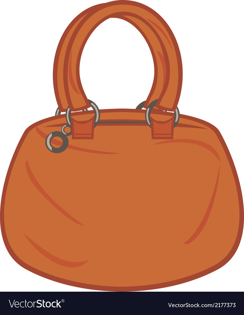 Women bag vector | Price: 1 Credit (USD $1)