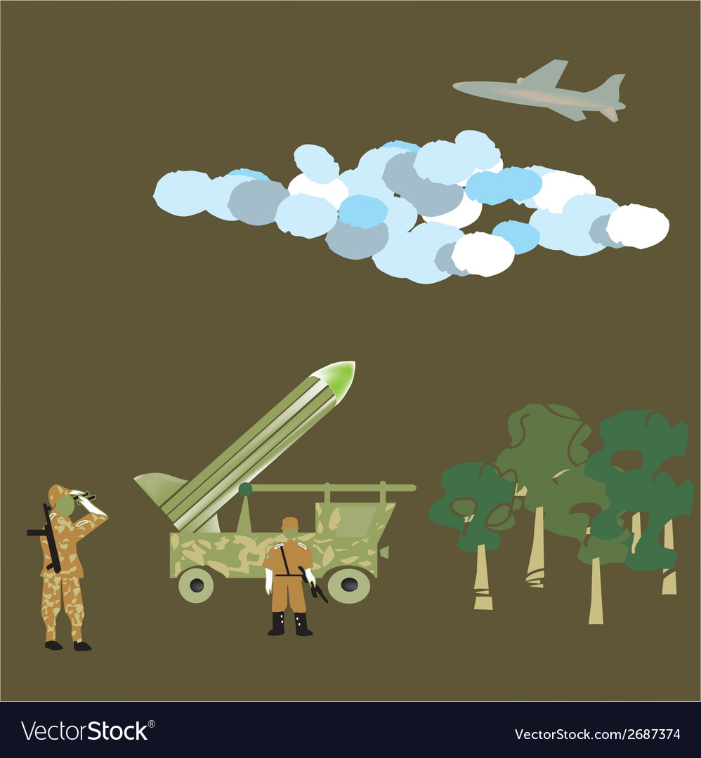 Missile launch vector | Price: 1 Credit (USD $1)