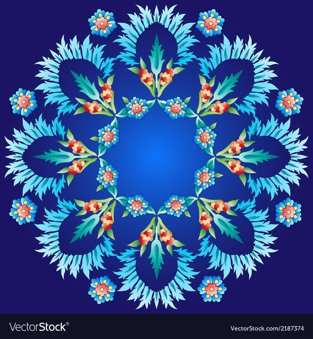 Ottoman motifs design series with twenty three vector   Price: 1 Credit (USD $1)