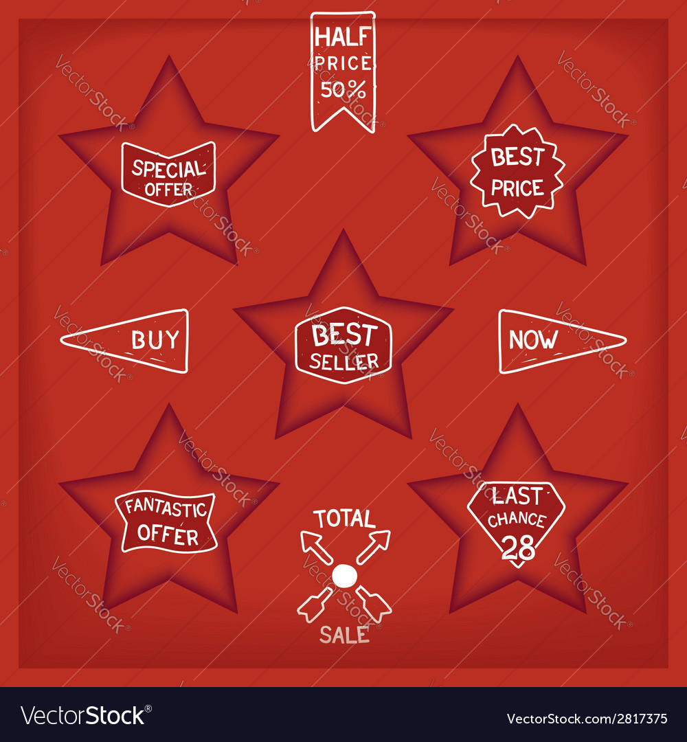 Set of elements for trade vector | Price: 1 Credit (USD $1)