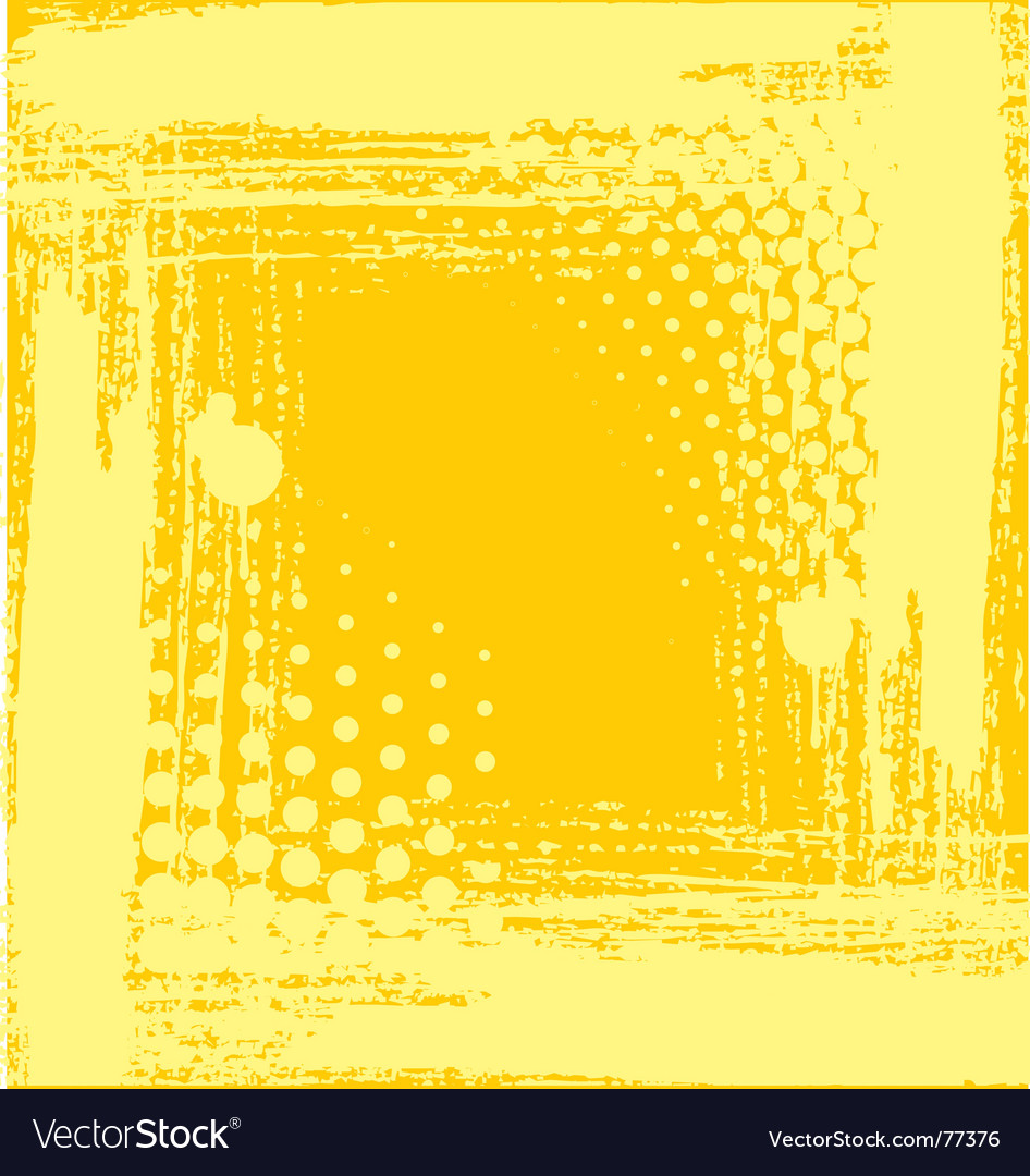 Yellow structure vector | Price: 1 Credit (USD $1)