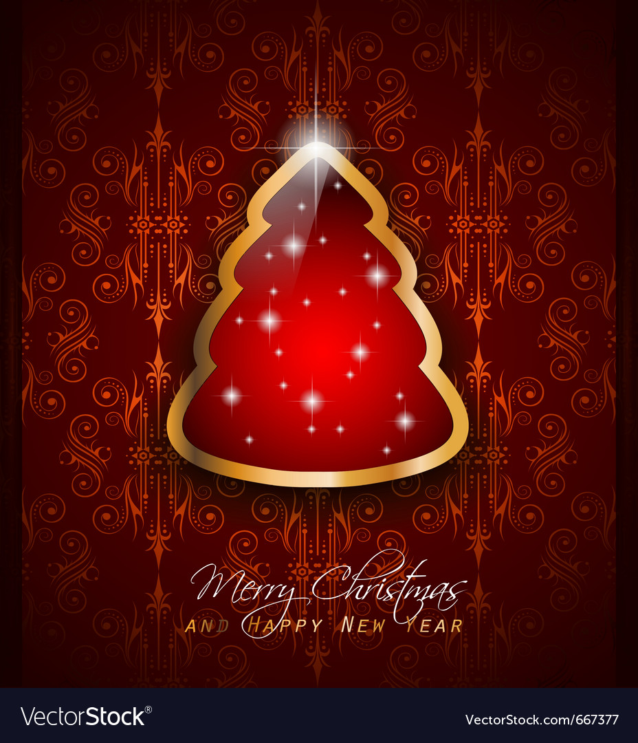 Elegant classic christmas vector | Price: 1 Credit (USD $1)