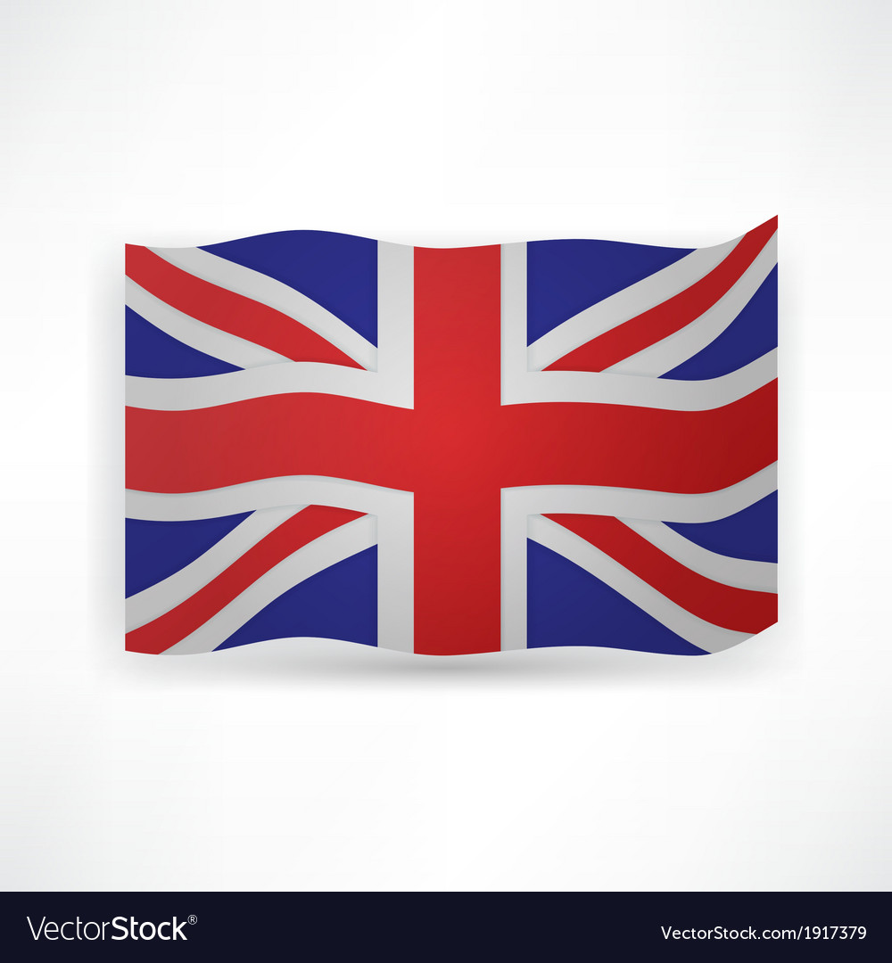 Flag london background vector | Price: 1 Credit (USD $1)