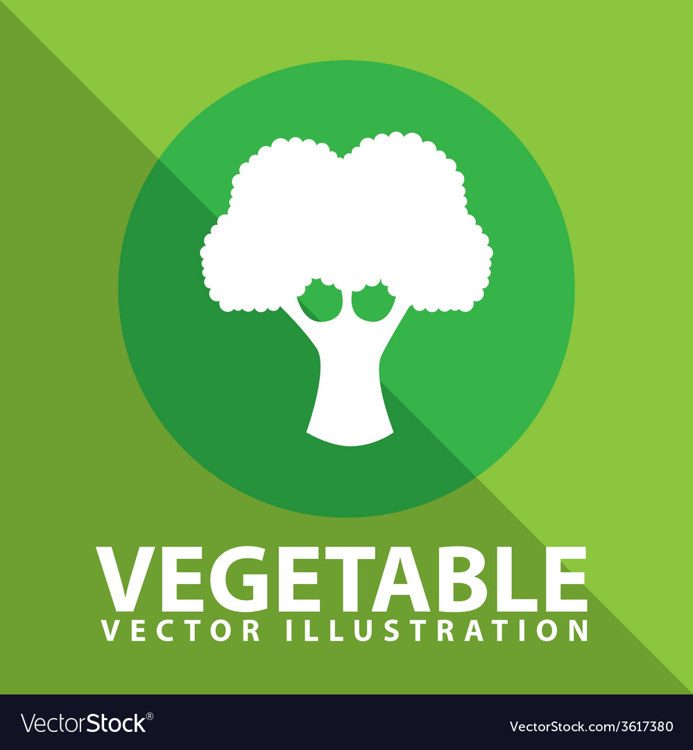 Vegetable vector | Price: 1 Credit (USD $1)