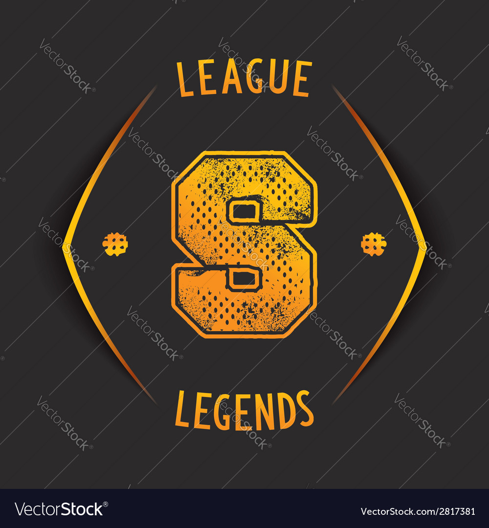 League legends vector | Price: 1 Credit (USD $1)