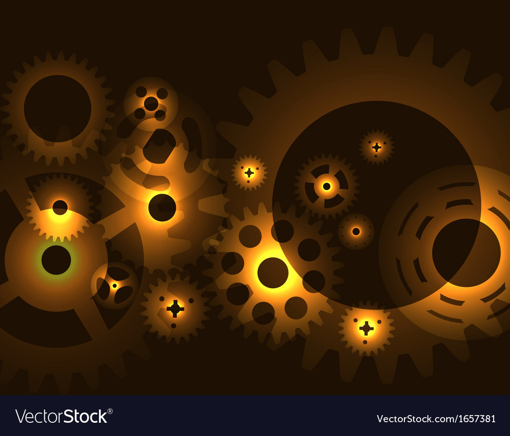 Machine gear wheel cogwheel pattern vector | Price: 1 Credit (USD $1)