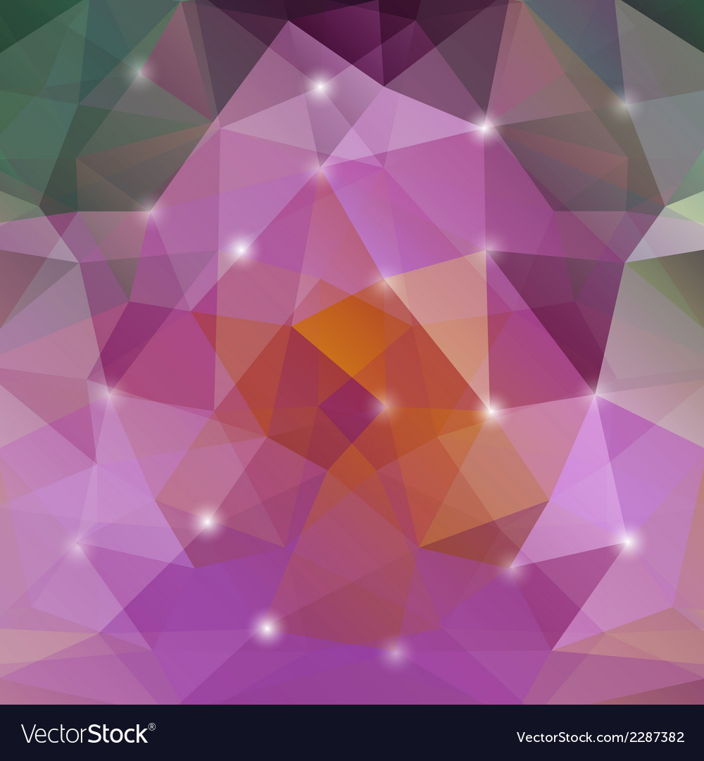Modern abstract geometric background vector | Price: 1 Credit (USD $1)